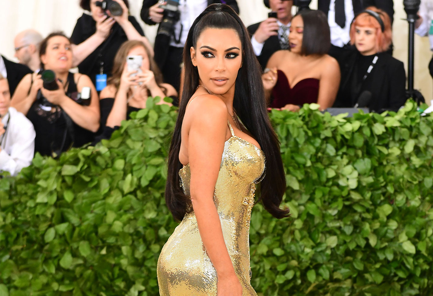 Kim Kardashian NSFW Bikini Trampoline Video