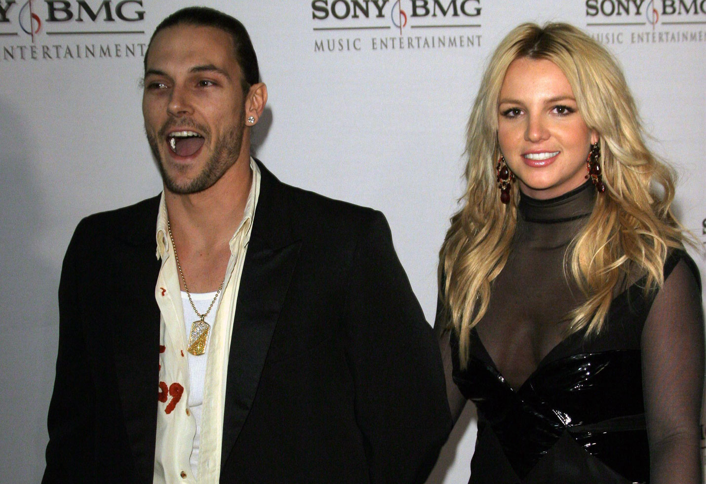 Britney Spears Custody Kevin Federline Child Support Battle