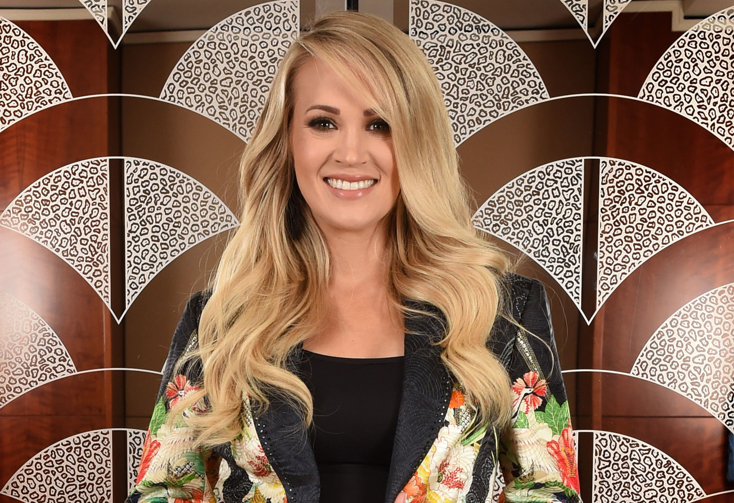 Carrie Underwood Cry Pretty pregnant billboard