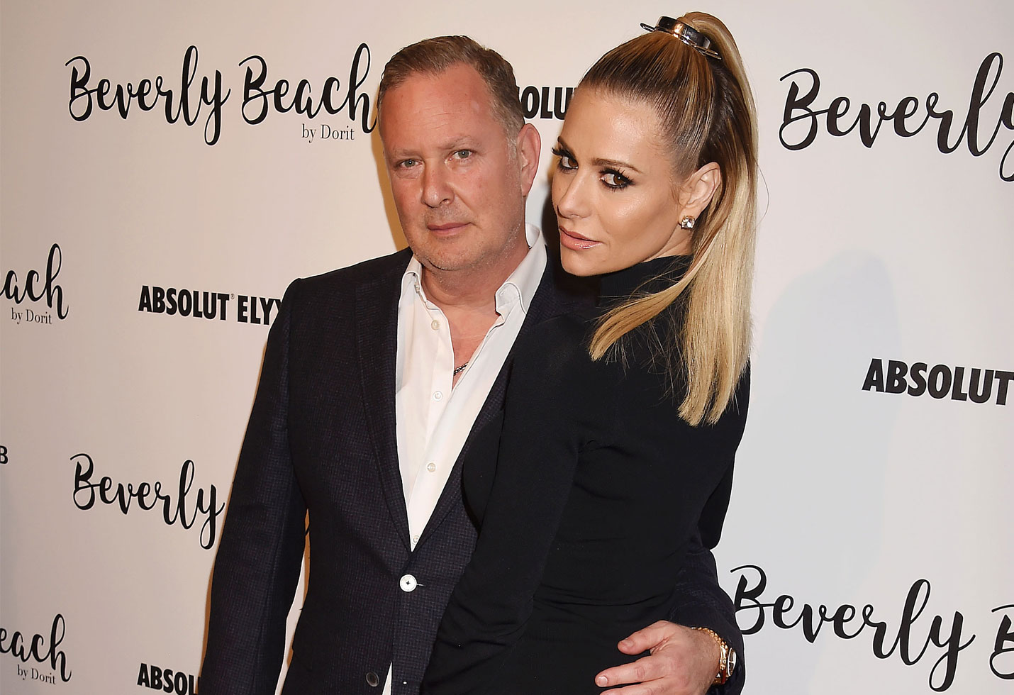 9ce01baa33 'RHOBH' Star Dorit Kemsley's Husband PK's Wages Garnished To Pay Off Casino  Debt
