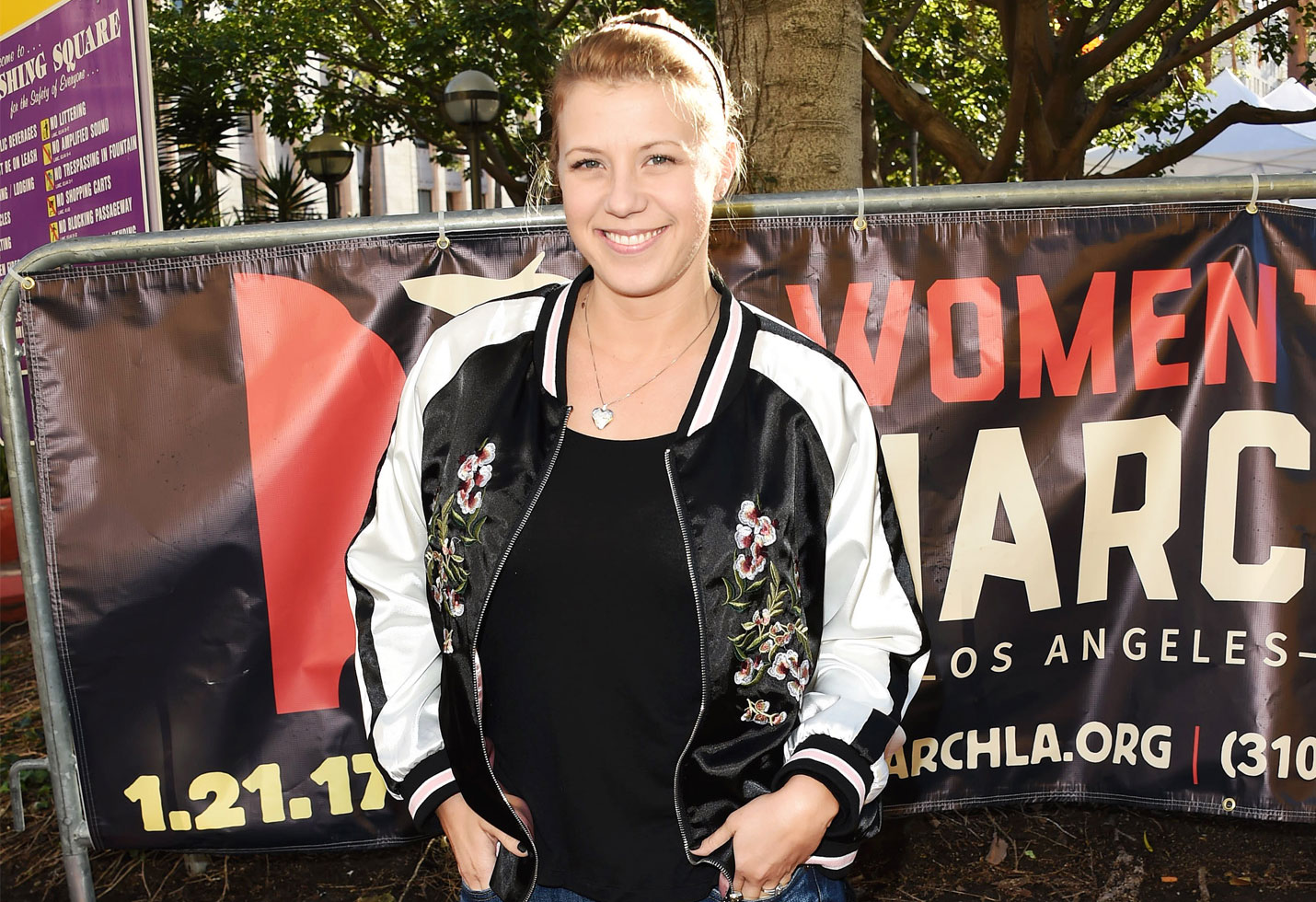 Jodie sweetin sexual assault fuller house kavanaugh