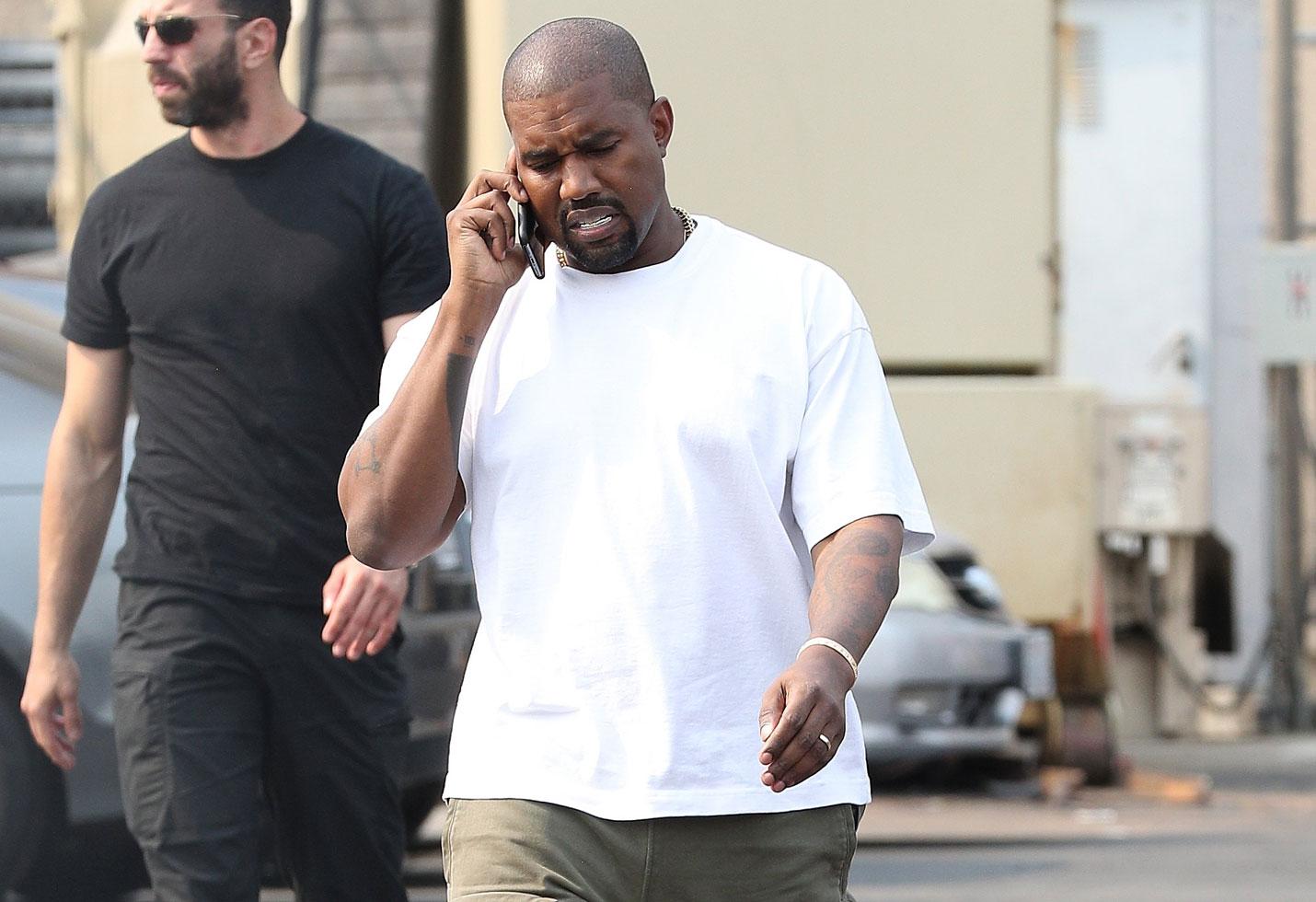 Kanye West lies art professor law school watch throne 2