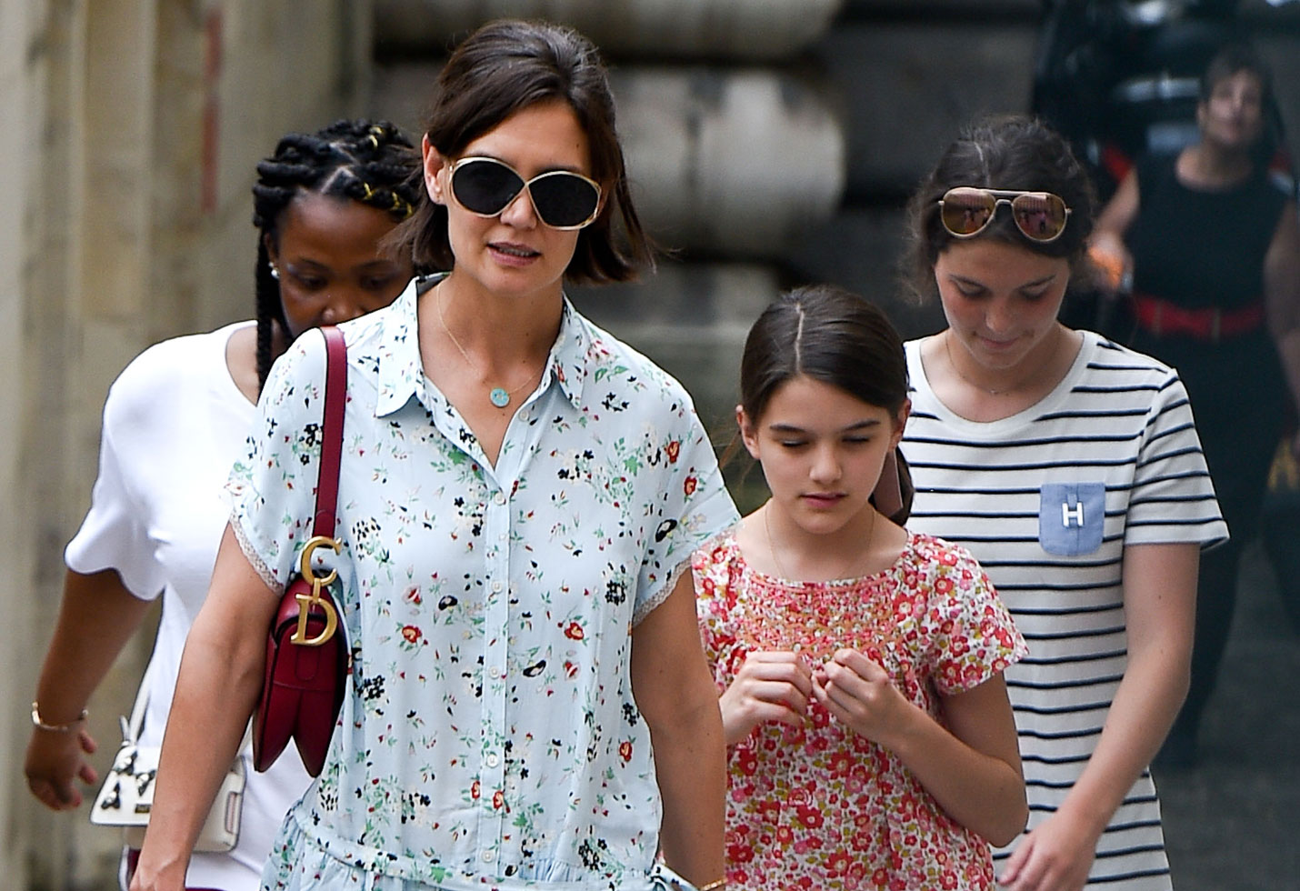 Katie Holmes custody Suri Scientology Tom Cruise Leah Remini