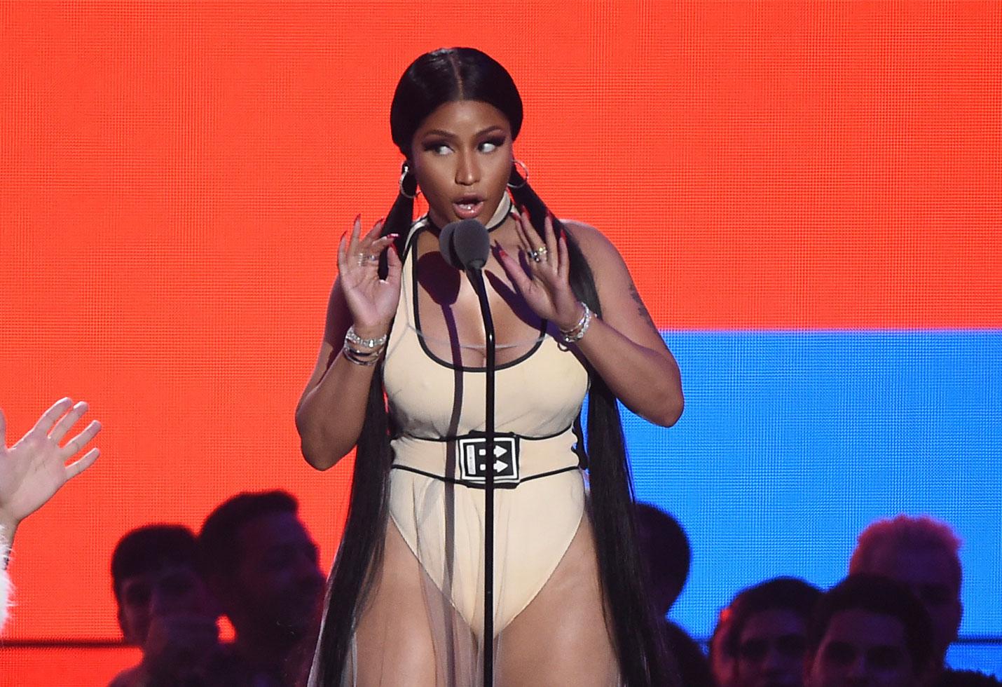 Nicki Minaj Sex Ellen DeGeneres Travis Scott Feud