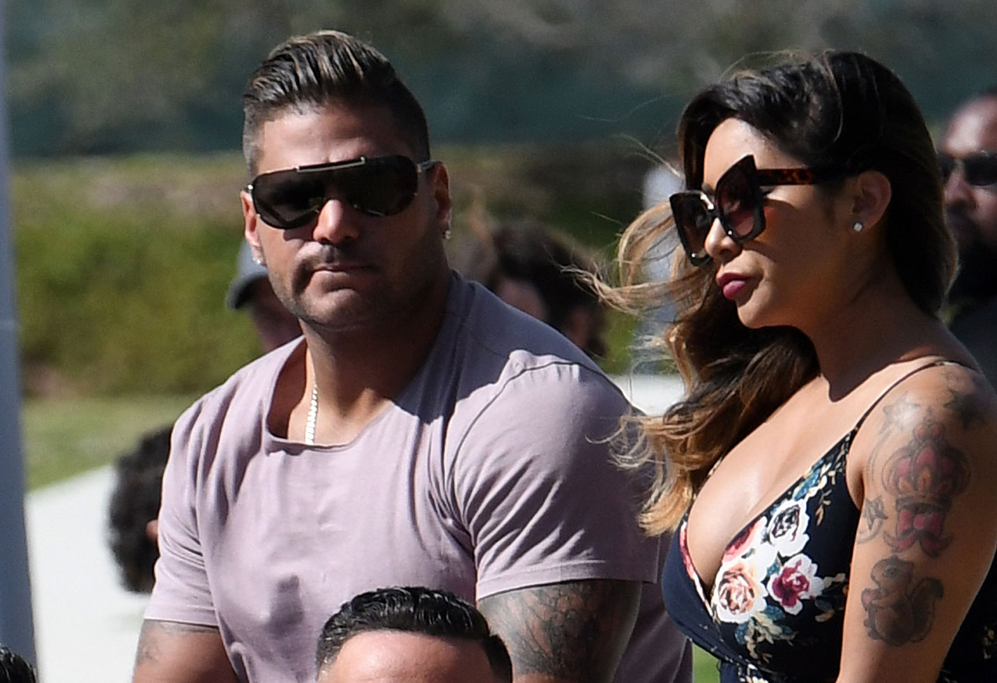 Ronnie Magro Jen Harley Fight