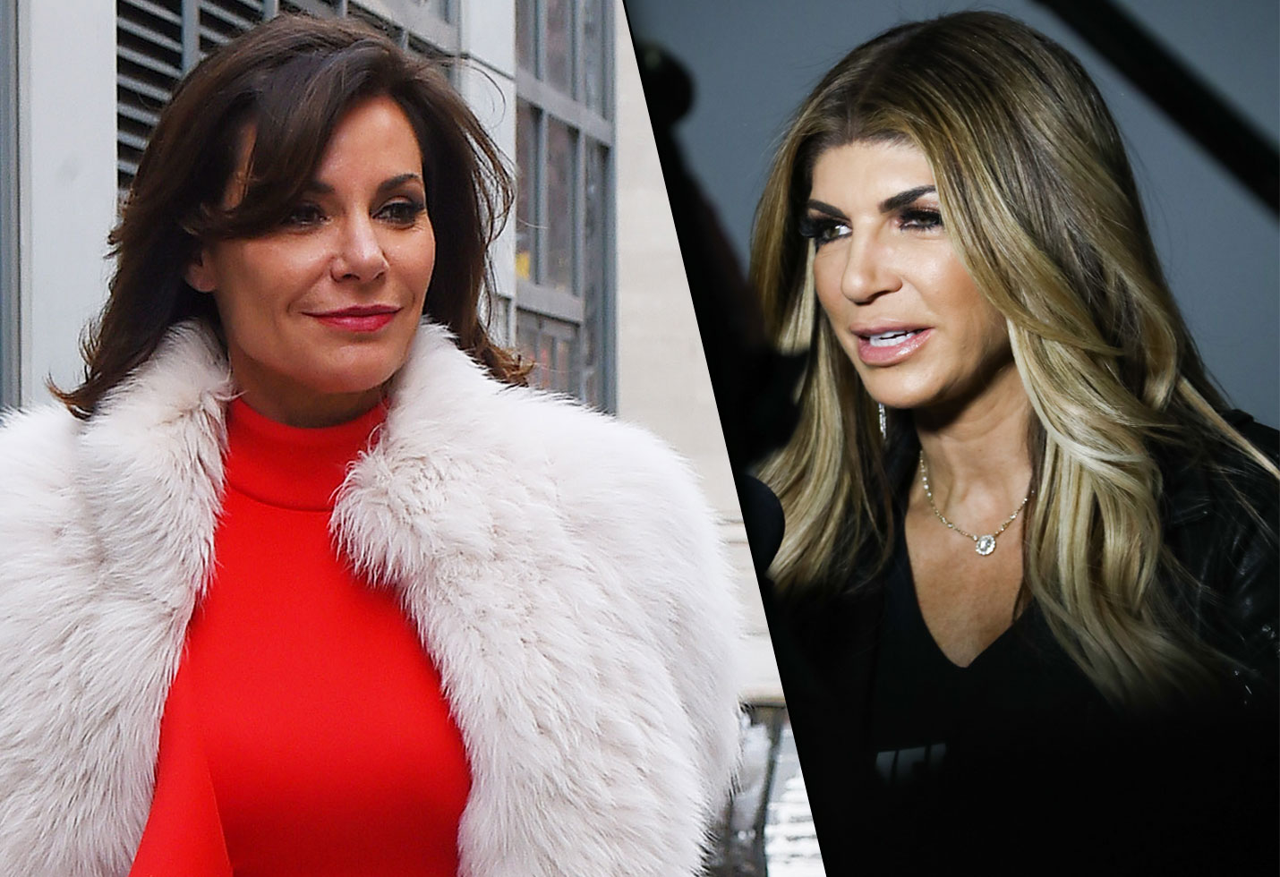 teresa giudice joe luann de lesseps countess cabaret advice