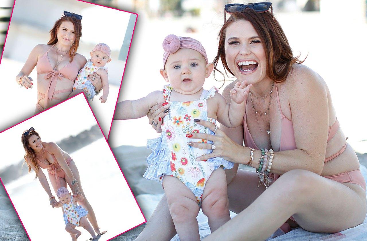 Post Baby Photo Shoot