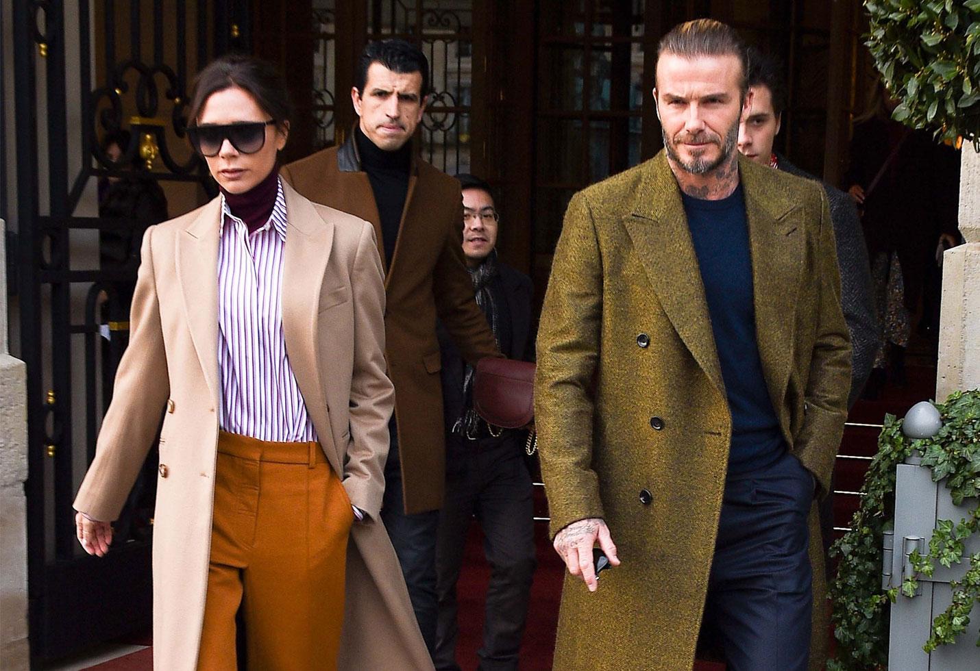 David Beckham Victoria Marriage Divorce Rumors Complicated Hard Work