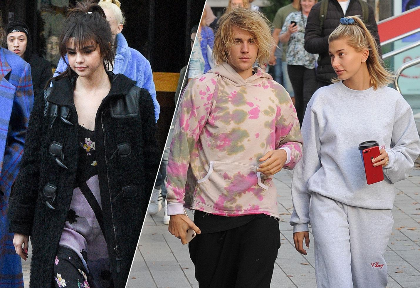 Hailey Baldwin Selena Gomez Hospitalized Fans Death Threats Justin Bieber