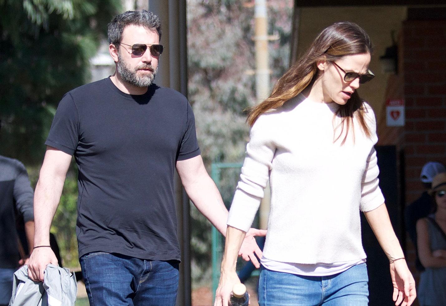 Jennifer Garner Ben Affleck Divorce Final Rehab