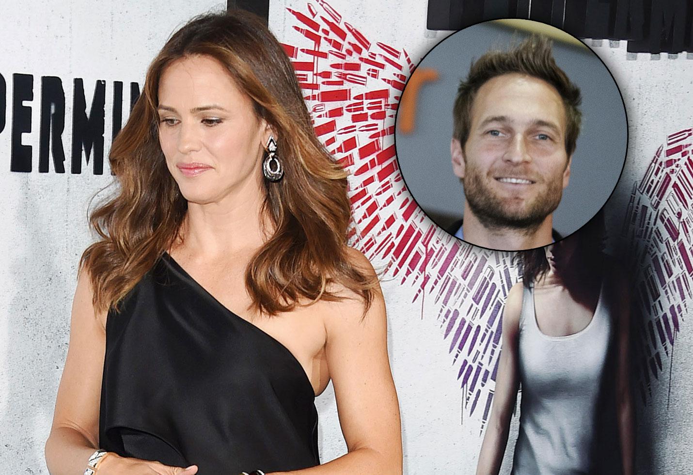 Jennifer Garner Boyfriend Divorce Custody Anger Controlling John Miller