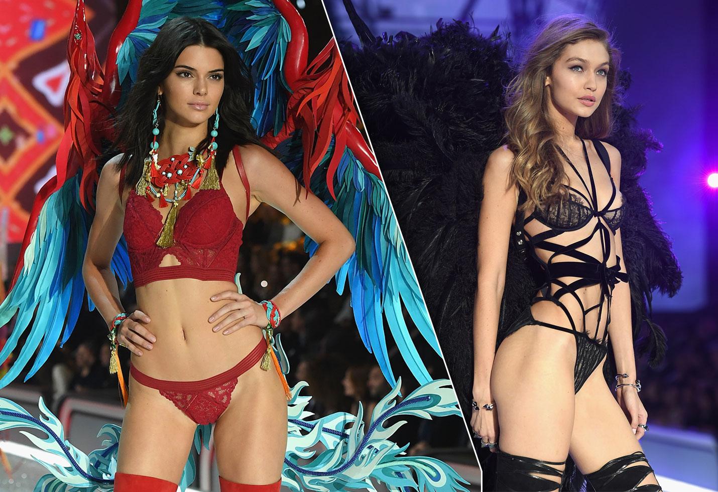 Kendall Jenner Returning To Victoria S Secret Fashion Show With Gigi