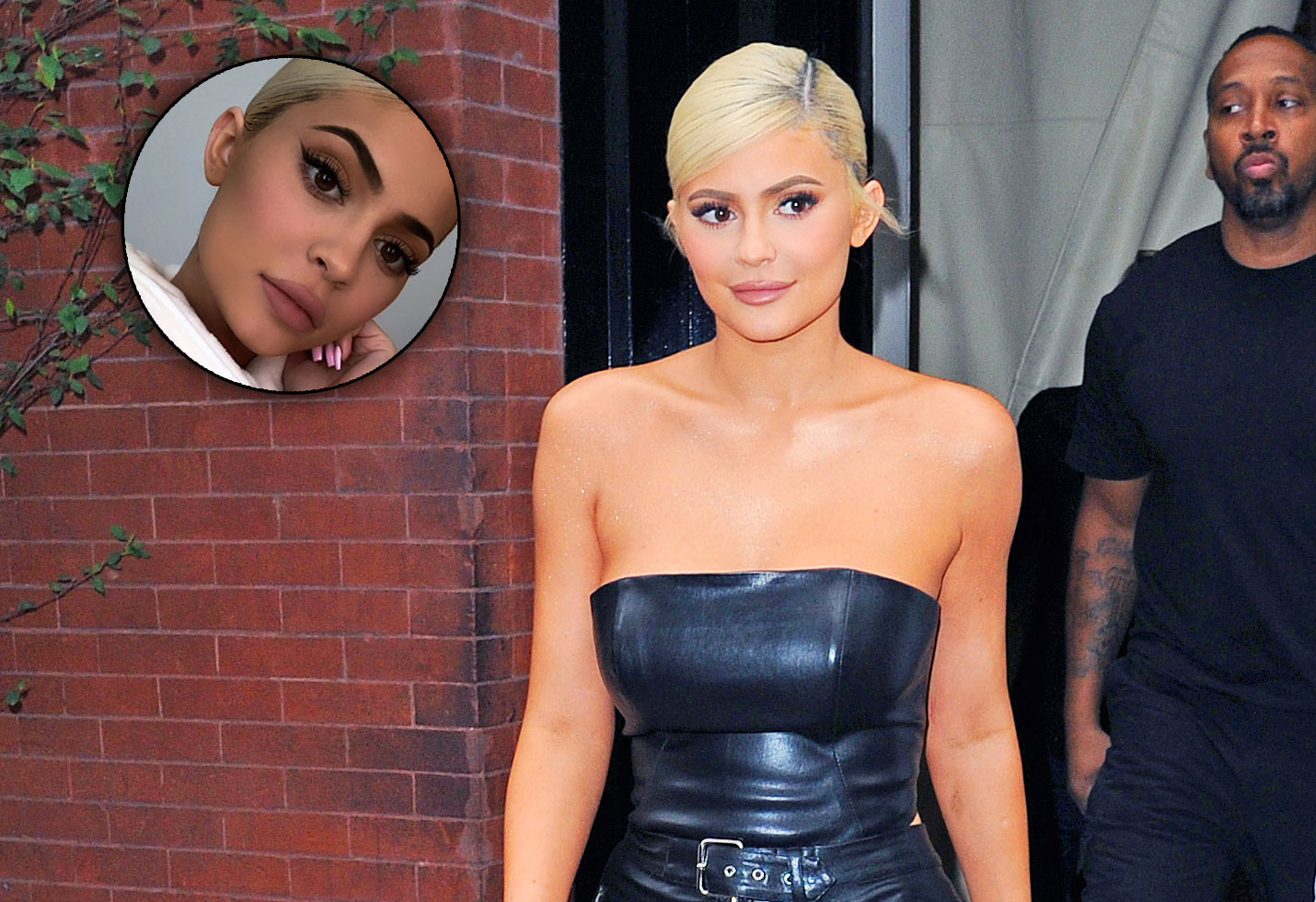 Kylie Jenner Confirms Lip Fillers' Return After Getting Them