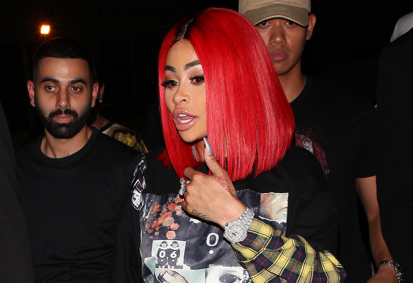 Blac Chyna Rob Kardashian child support fight Dream Tyga King custody