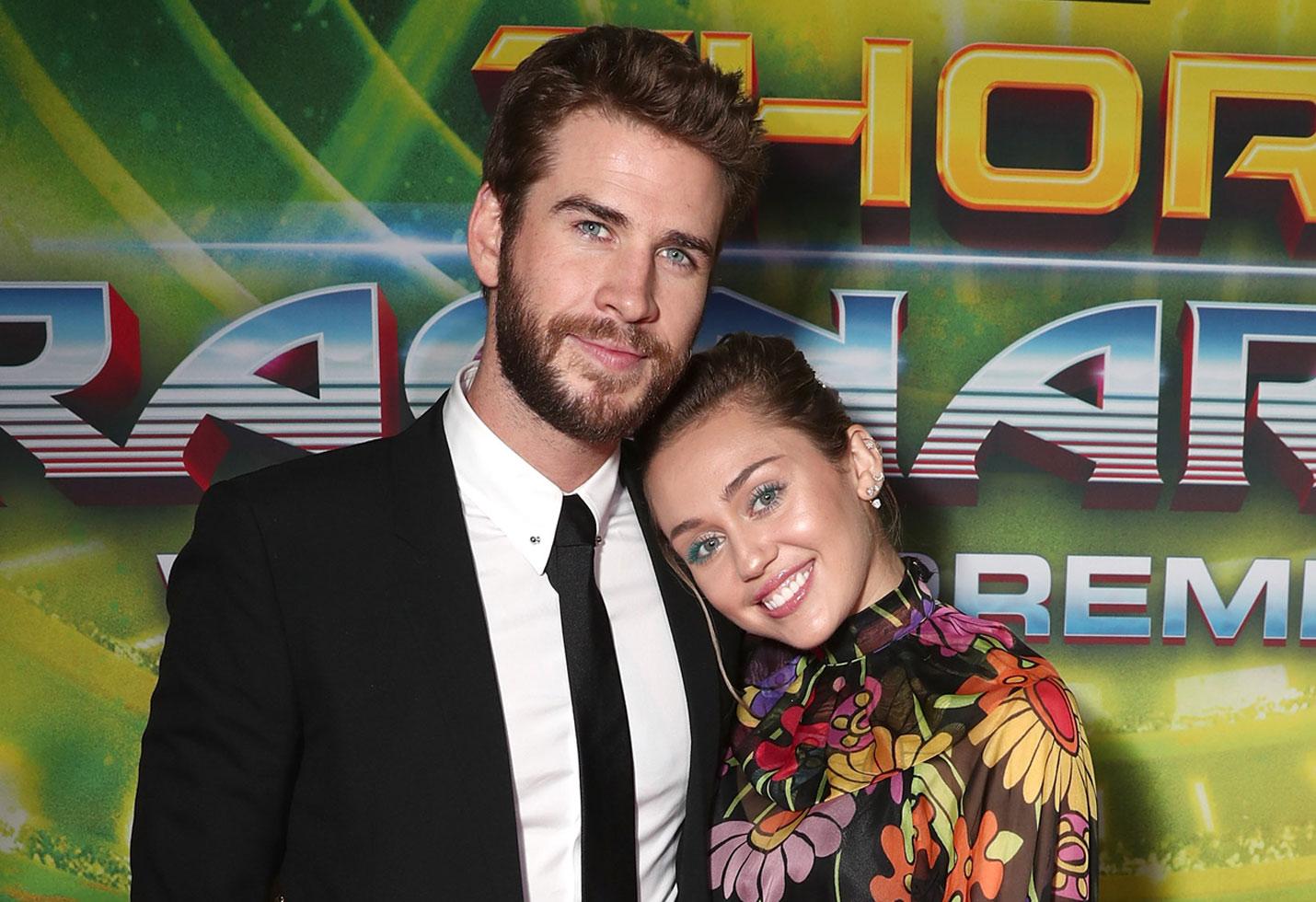 Miley Cyrus Liam Hemsworth Wedding Kids Plans
