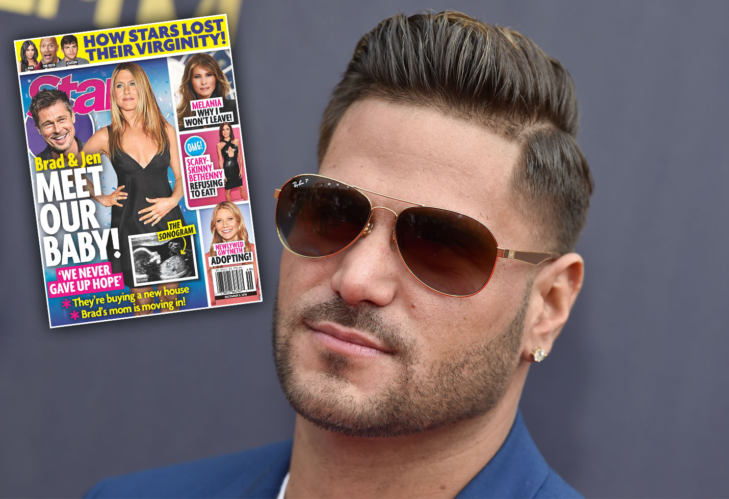 Ronnie Ortiz Magro Jen Harley couples makeover relationship update