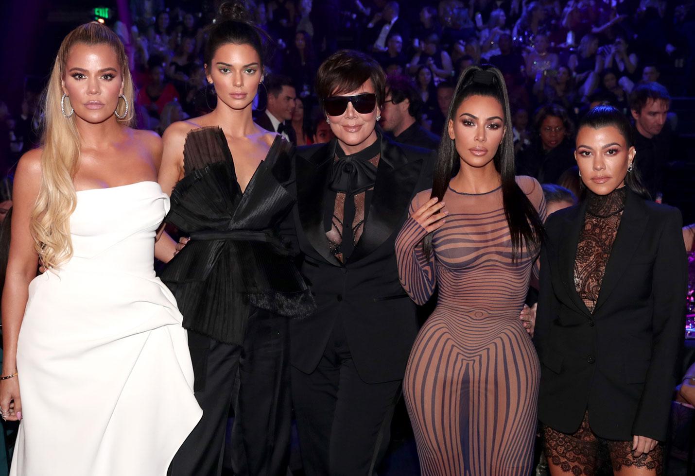 Kardashians jenners presents 2018