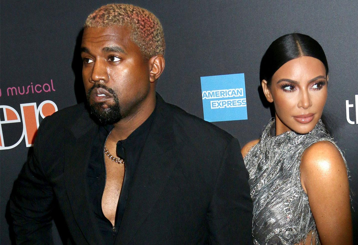 Kim kardashian divorce kanye west mental health