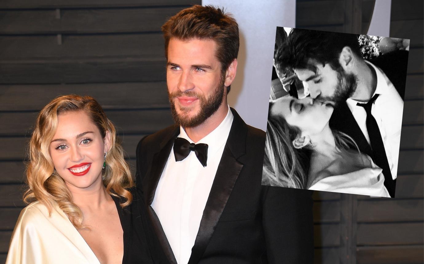 Miley Cyrus Wedding Liam Hemsworth Photos