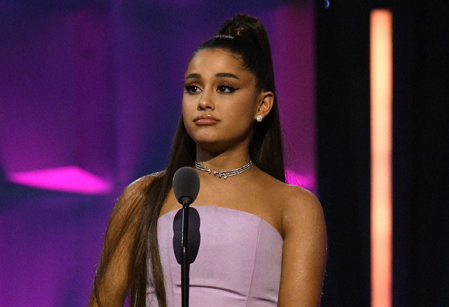 Tearful Ariana Grande Calls 2018 'Worst' Year In Her Life