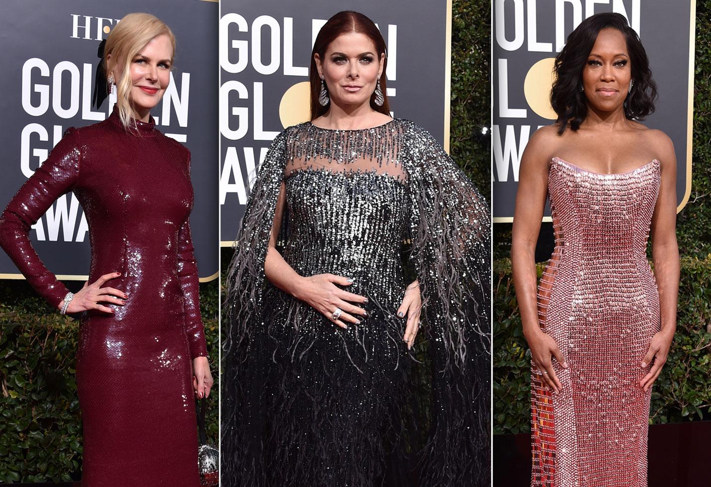 Best Dressed Golden Globes 2019 Golden Globes Red Carpet 2019: The 22 Best Dressed Celebrities