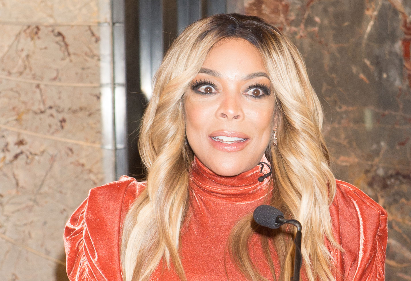 Wendy williams delays comeback hiatus injury