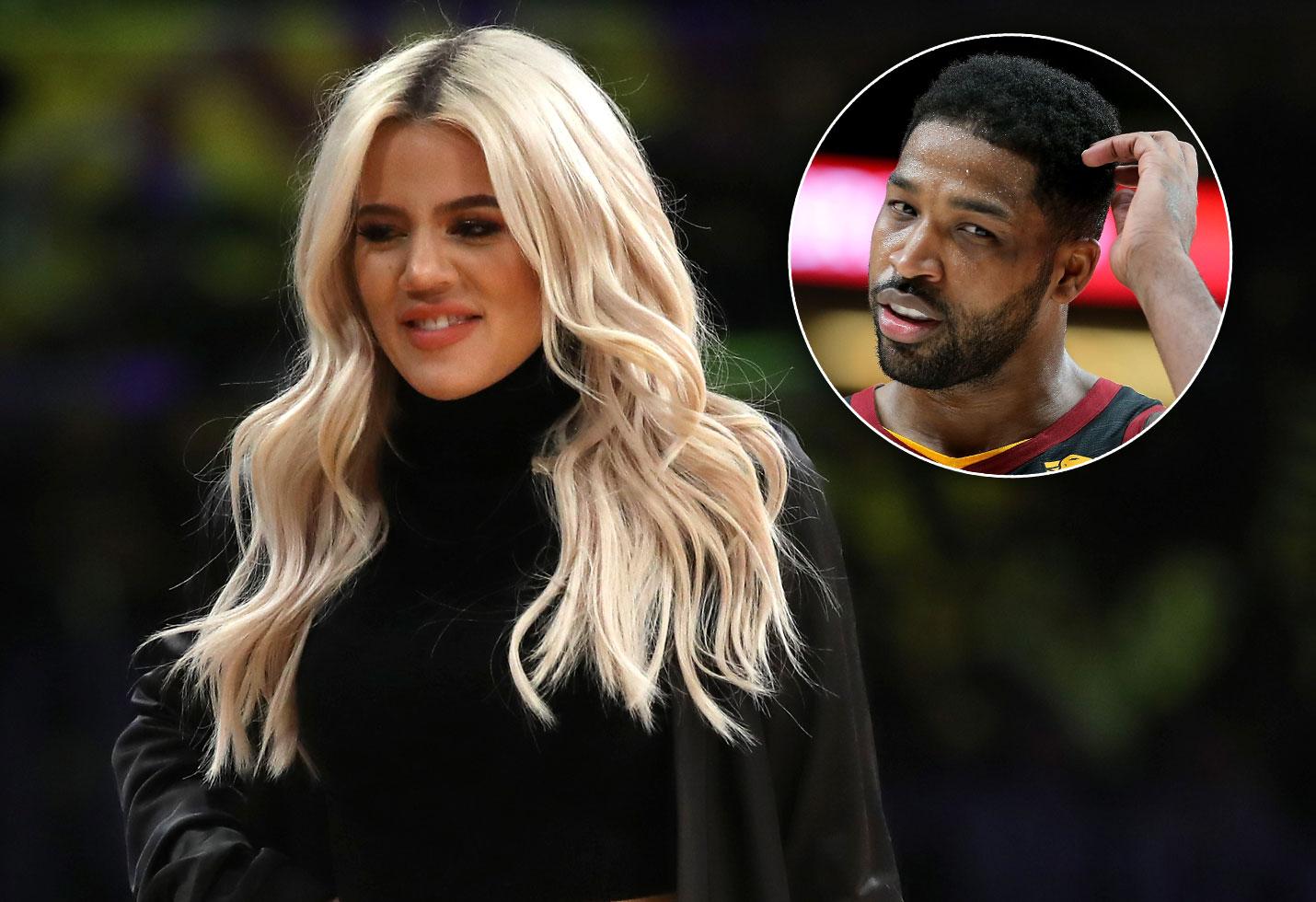 Khloe kardashian tristan thompson break up separate lives