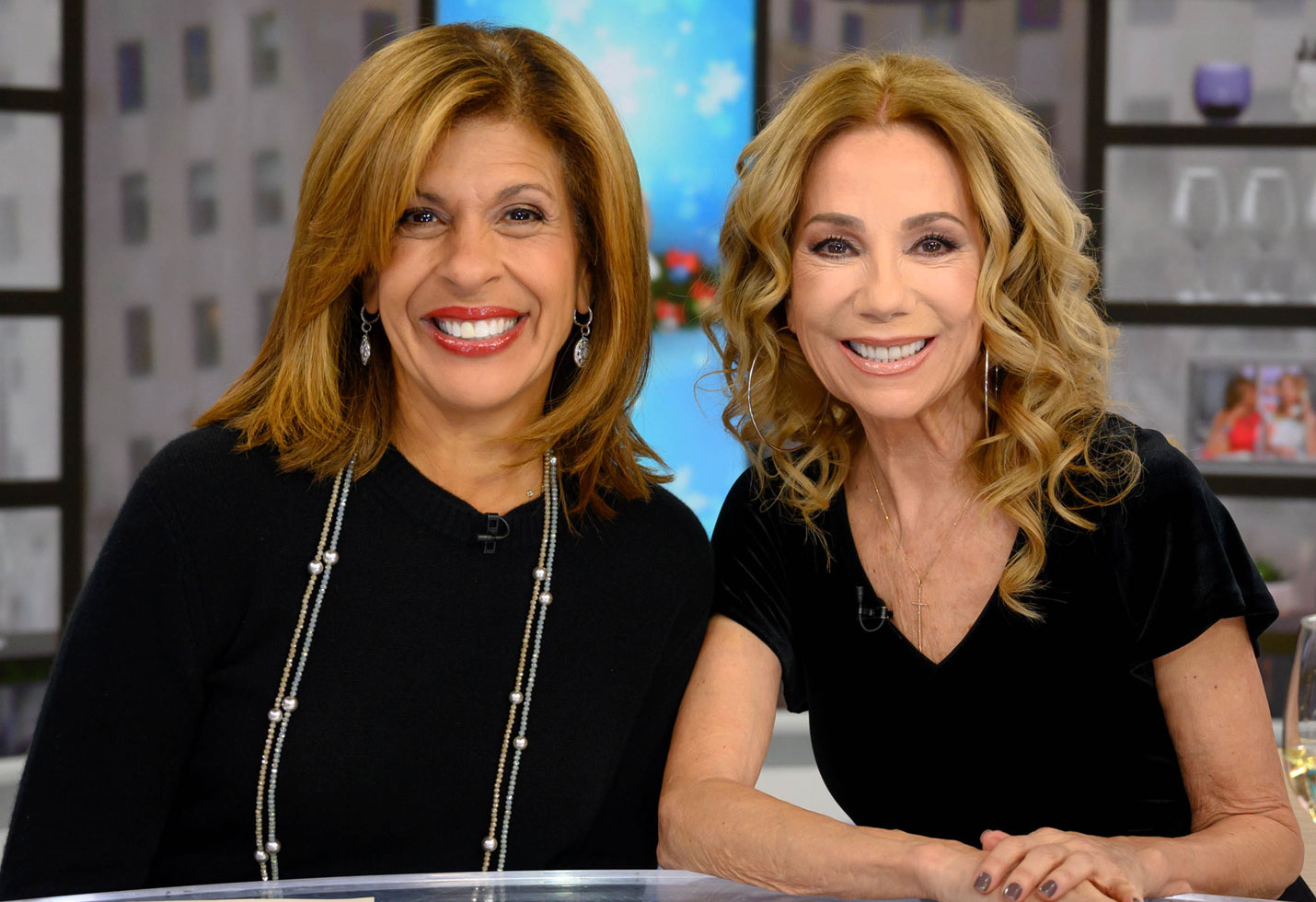 Today show kathie lee gifford replacement jenna bush hager hoda kotb