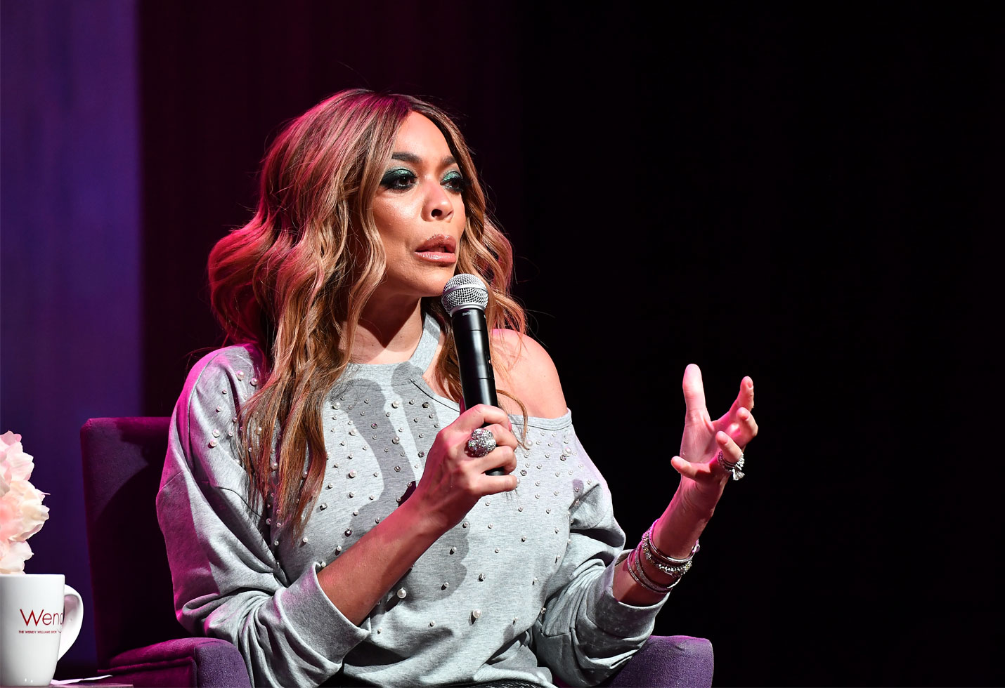 Wendy williams betrayed husband staffers return date