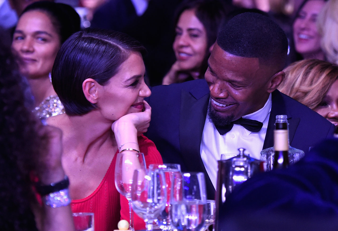 katie holmes jamie foxx movie together