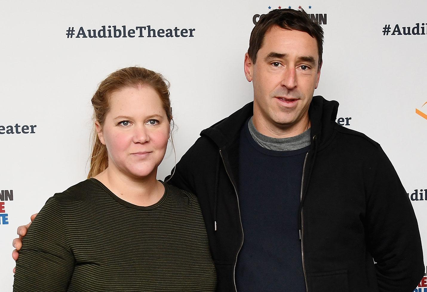 Amy schumer husband chris fischer autism spectrum disorder