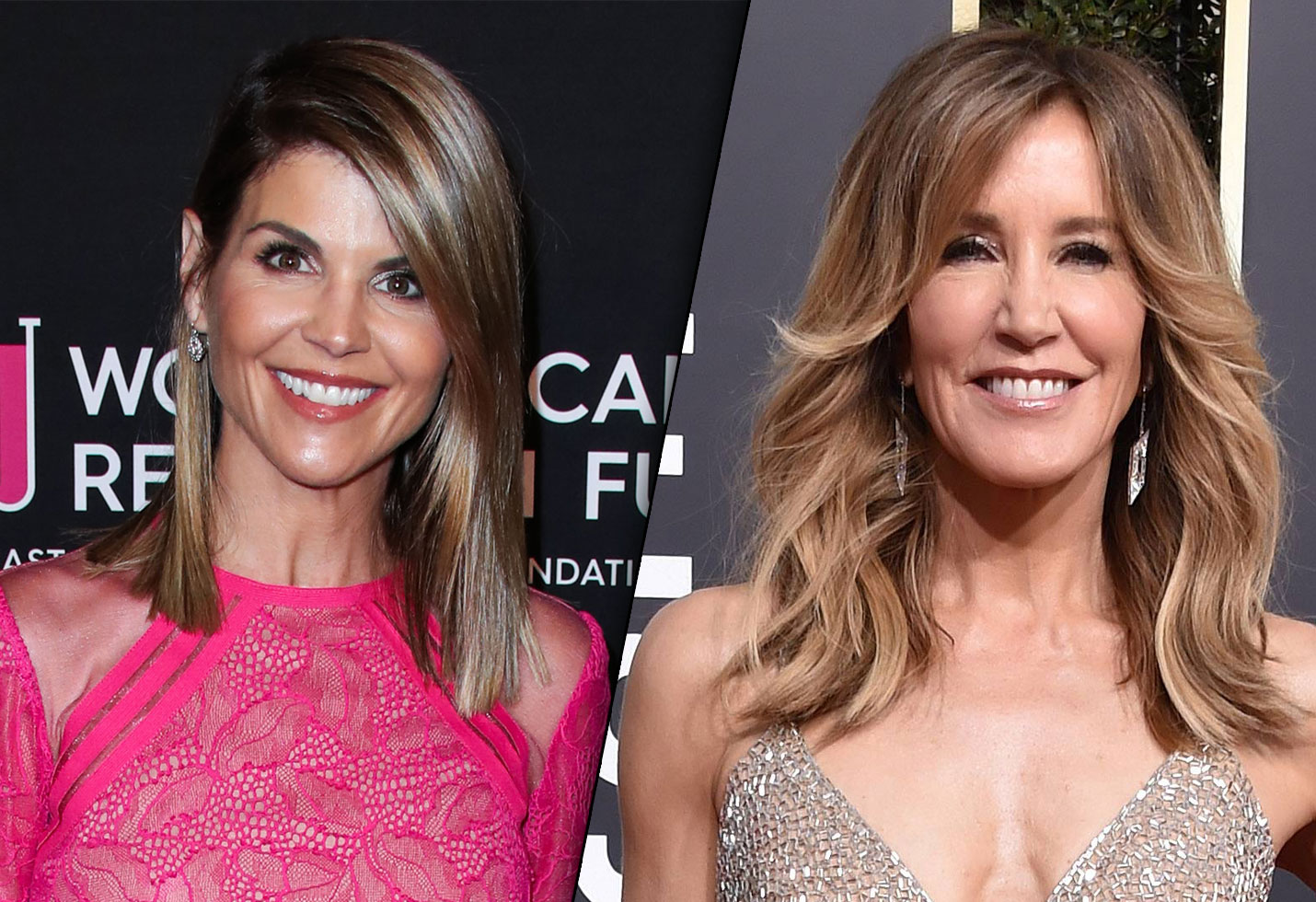 Felicity huffman lori loughlin charged elite college bribery scheme