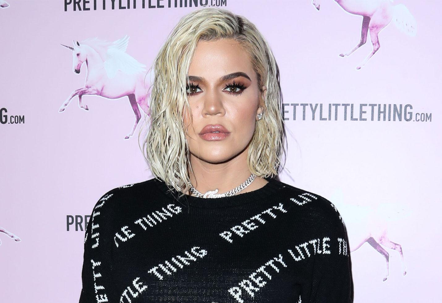 Khloe kardashian tristan thompson good dad cheating scandal true