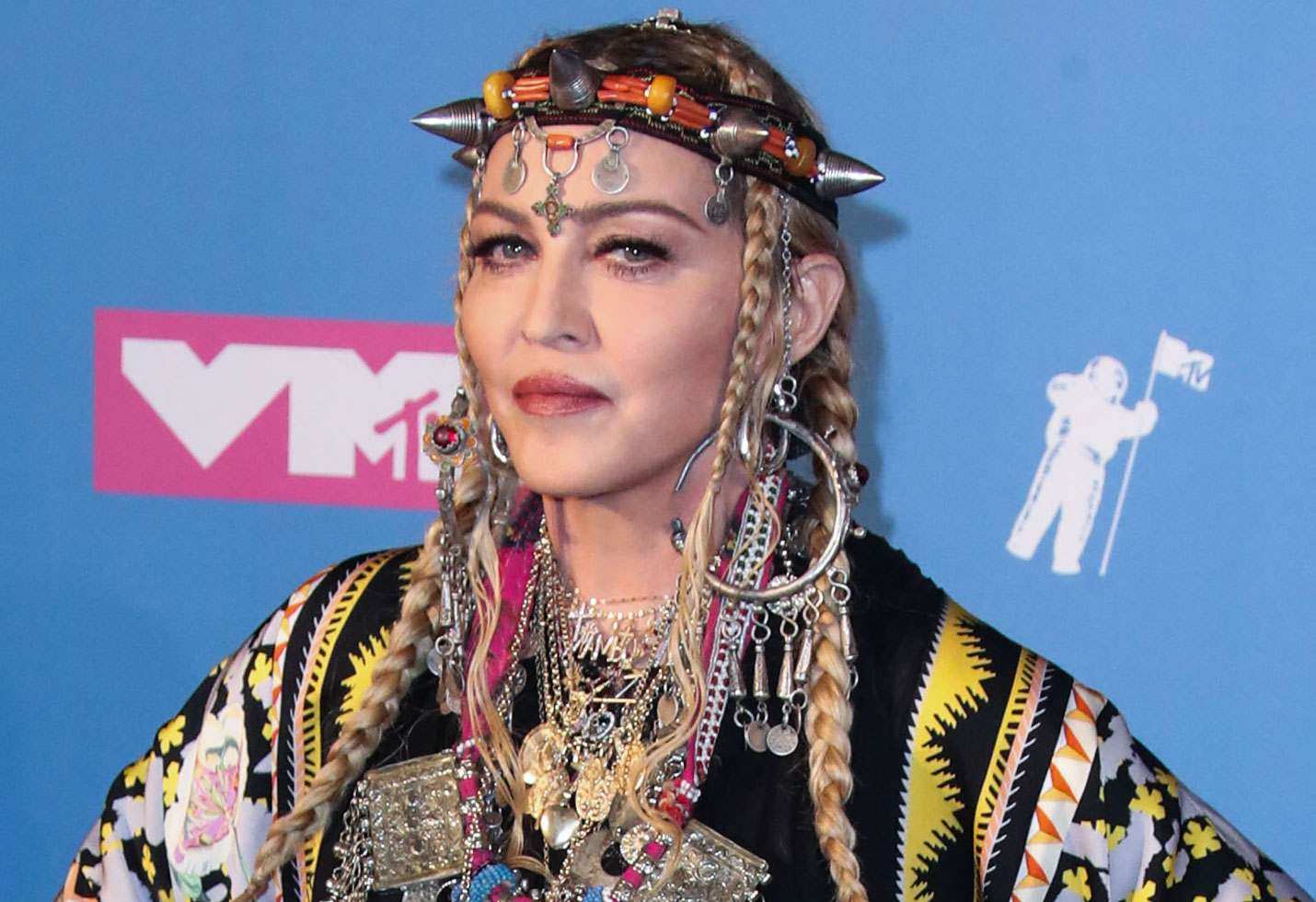 Madonna accused watching whale porn