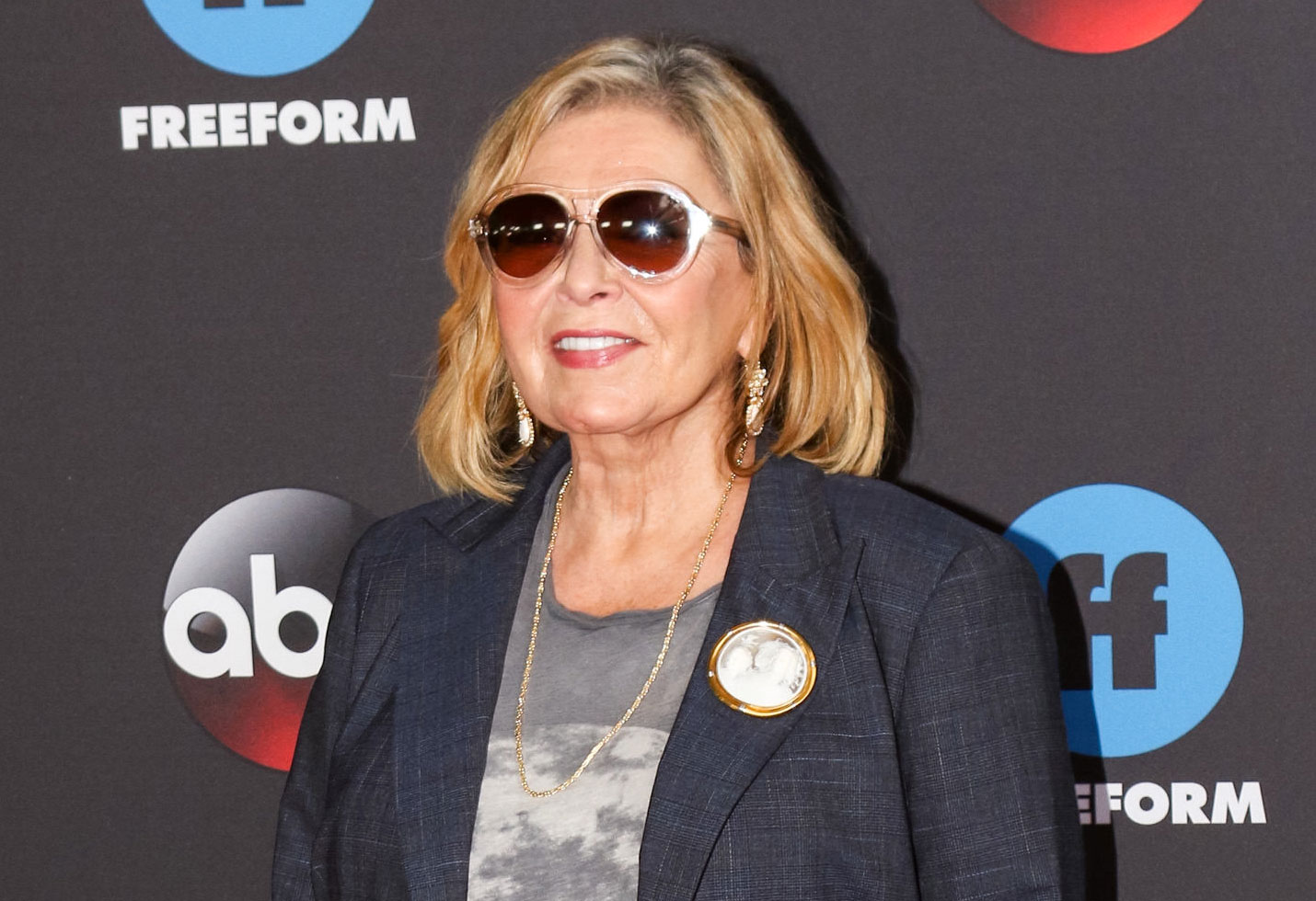 Roseanne barr jokes suicide stand-up return abc firing