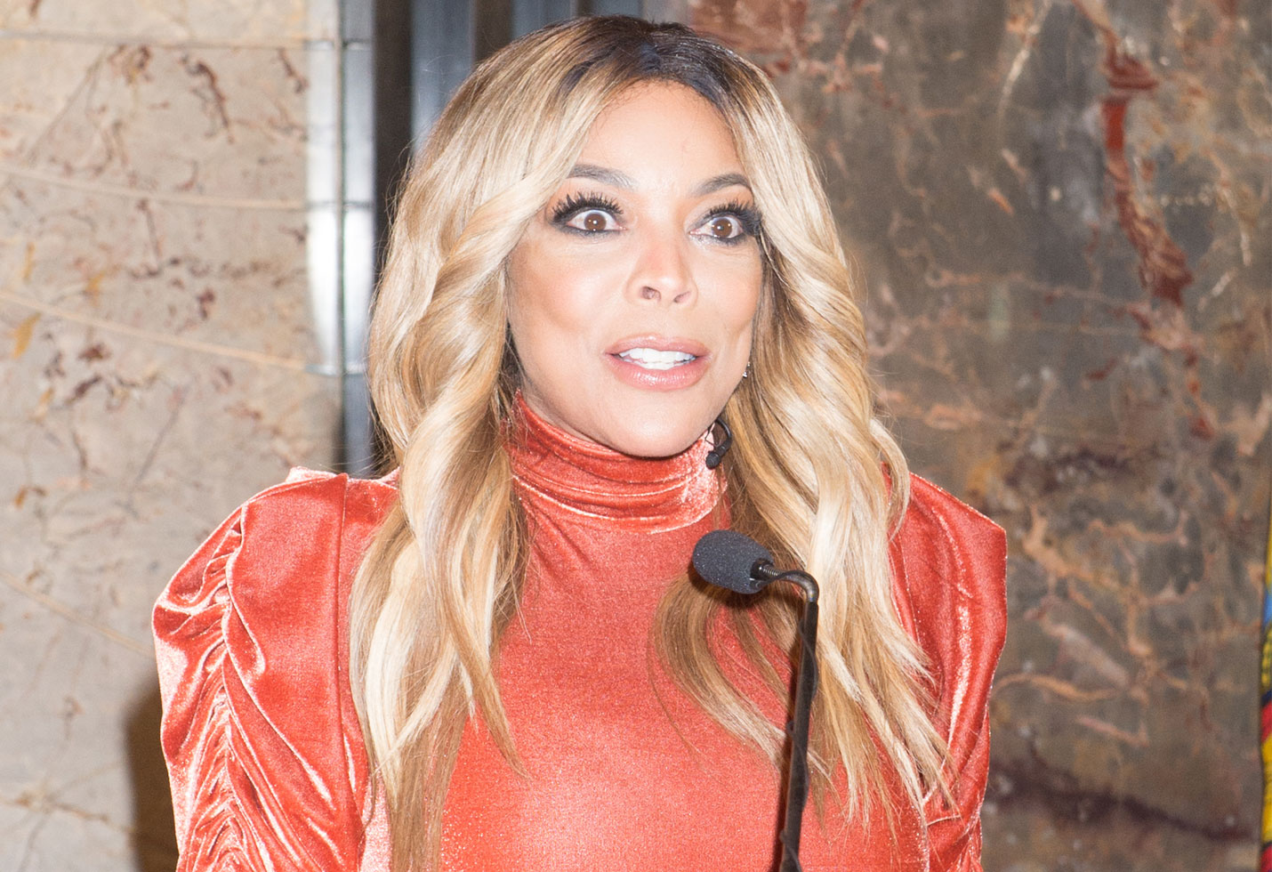 Wendy williams sober house photos