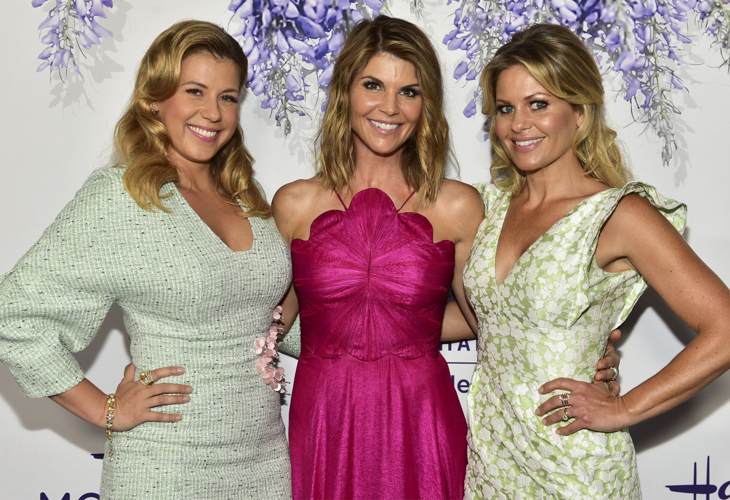 Fuller house lori loughlin cheating scandal candace cameron bure today show