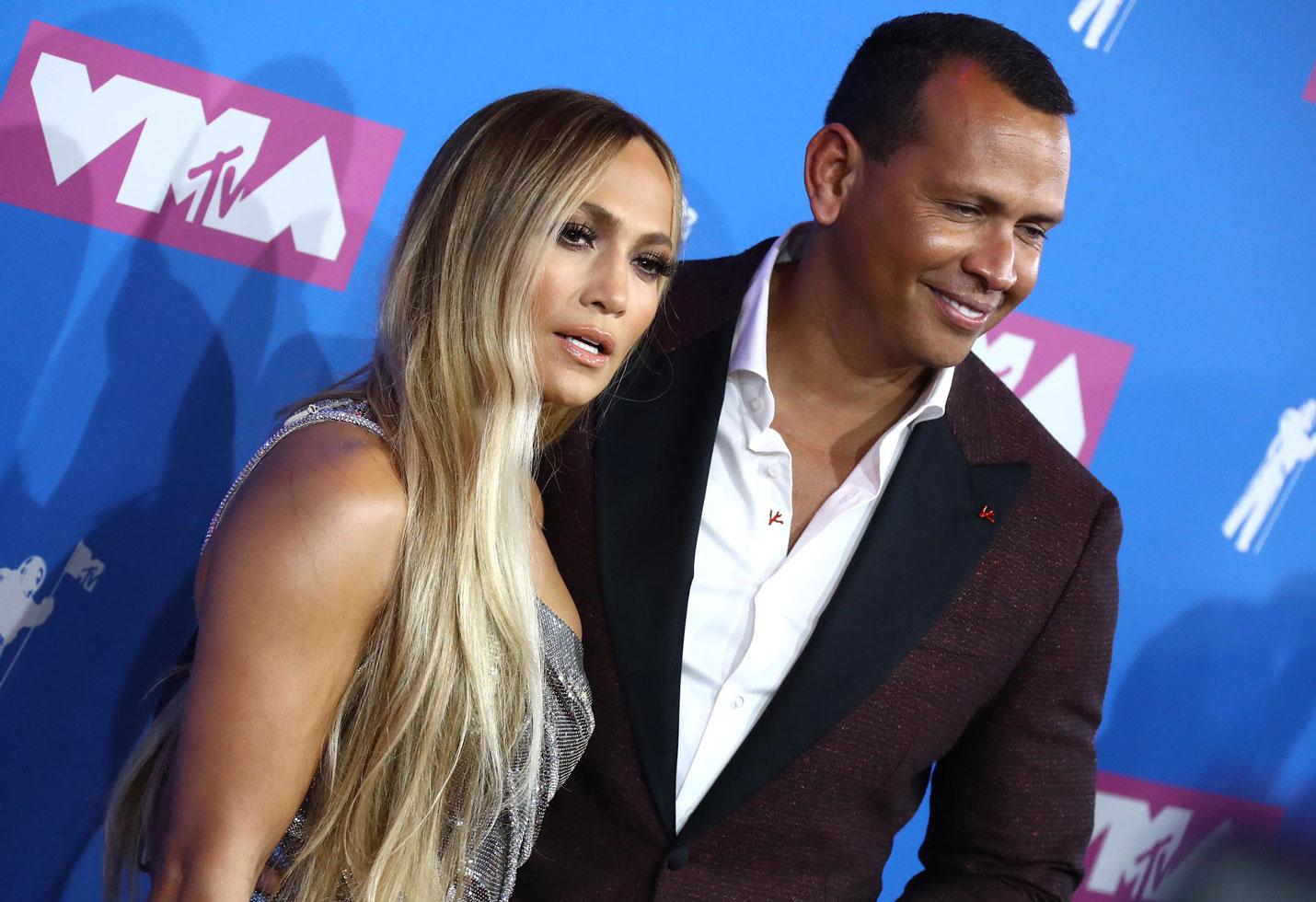 Jennifer lopez alex rodriguez cheating rumors interview