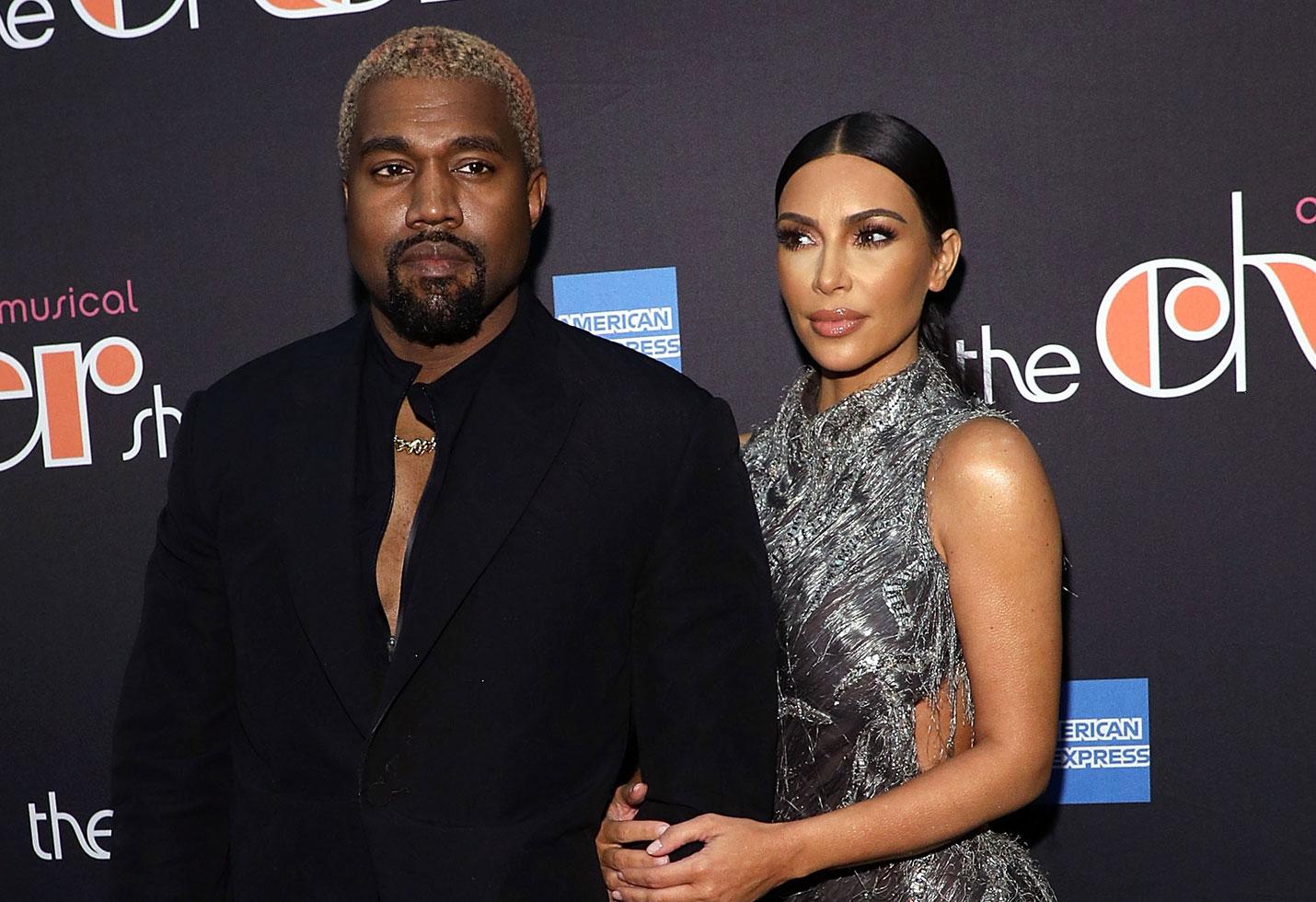 Kanye west kim kardashian brat vogue video