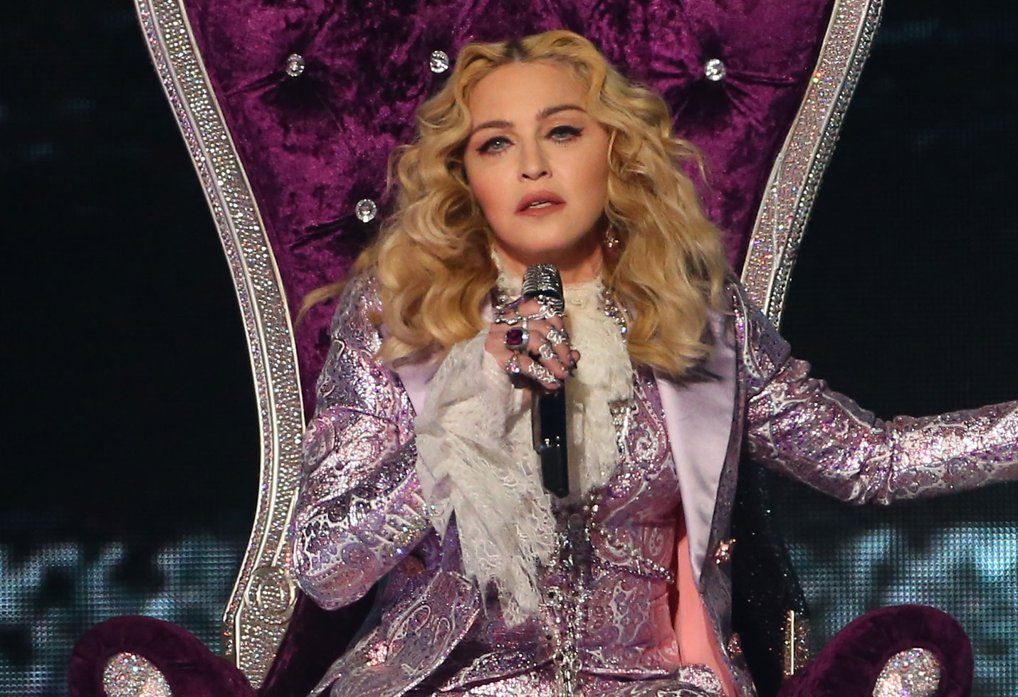 Madonna alter ego madame x album announcement