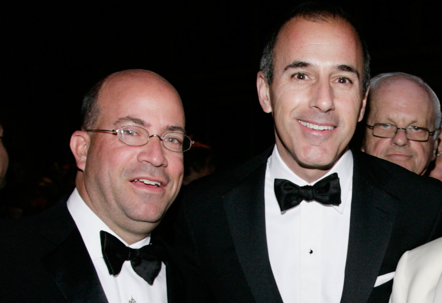 Matt lauer parties jeff zucker sexual misconduct metoo