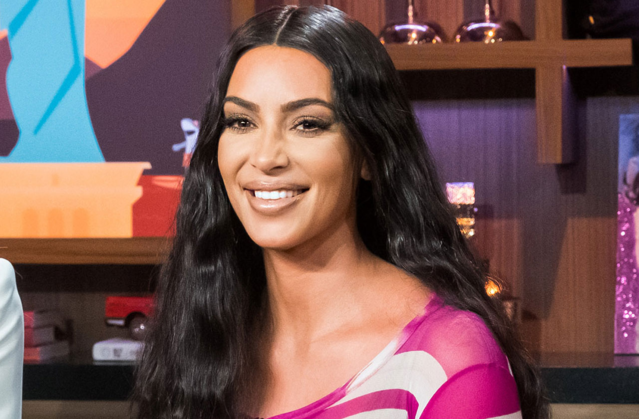 1fc915b64cd The Secret To Kim Kardashian's Glowing Smile — Her Dentist Reveals All!
