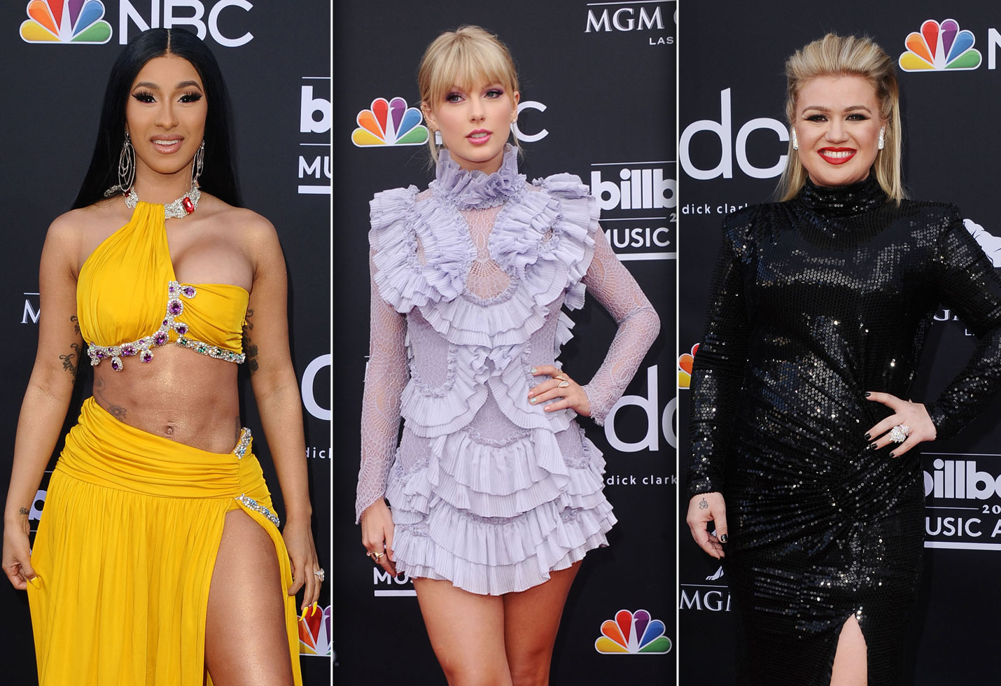 2019 bbmas red carpet