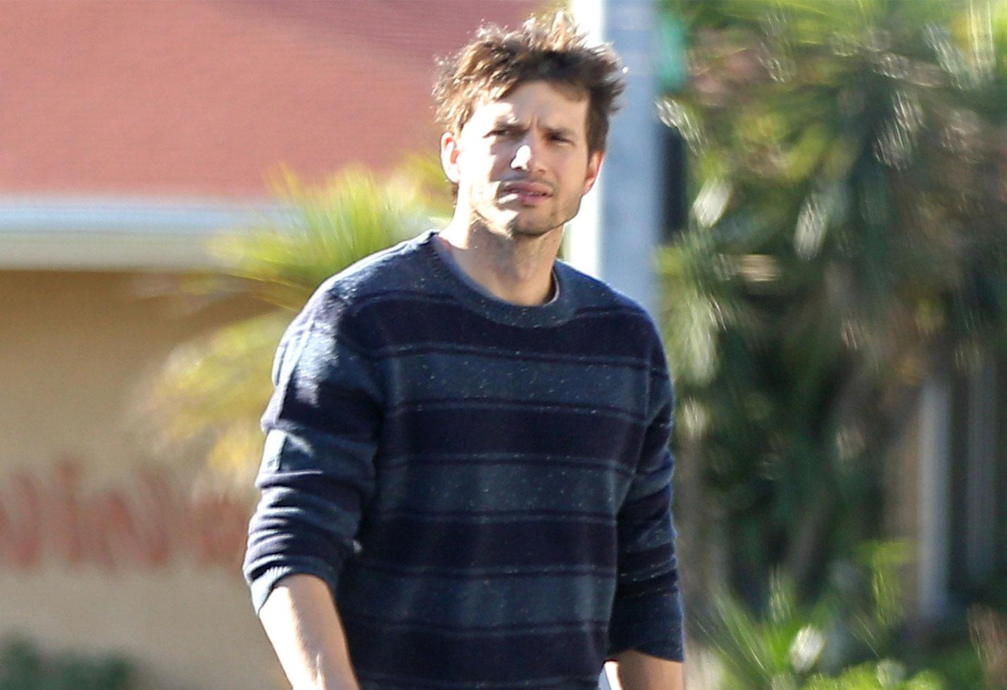 Ashton kutcher girlfriend ashley ellerin murdered hollywood ripper