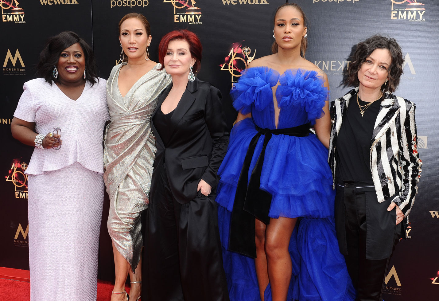 Best Dressed Emmys 2019 Daytime Emmys 2019 Red Carpet: The Best Dressed Of The Night