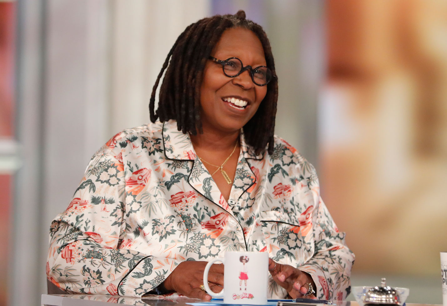 Whoopi goldberg the view book ladies who punch