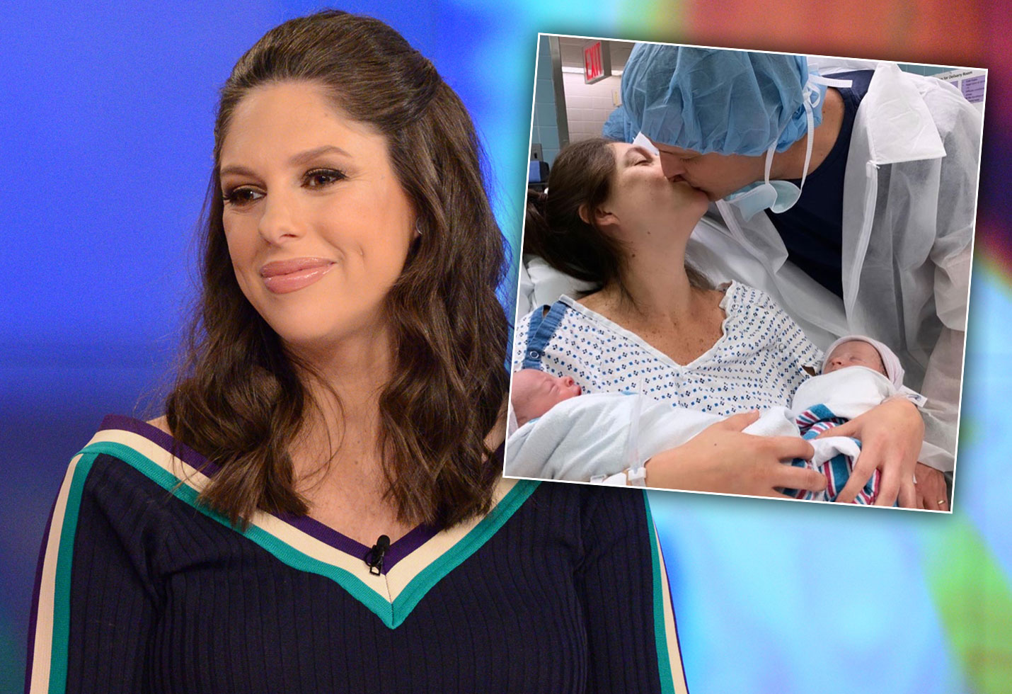 The view abby huntsman twins photos ruby william
