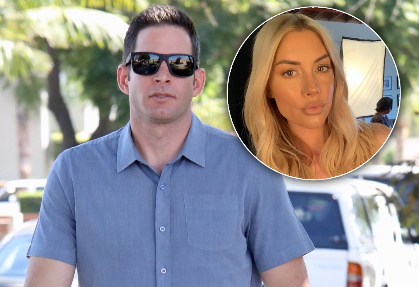 Tarek El Moussa and Heather Rae Young