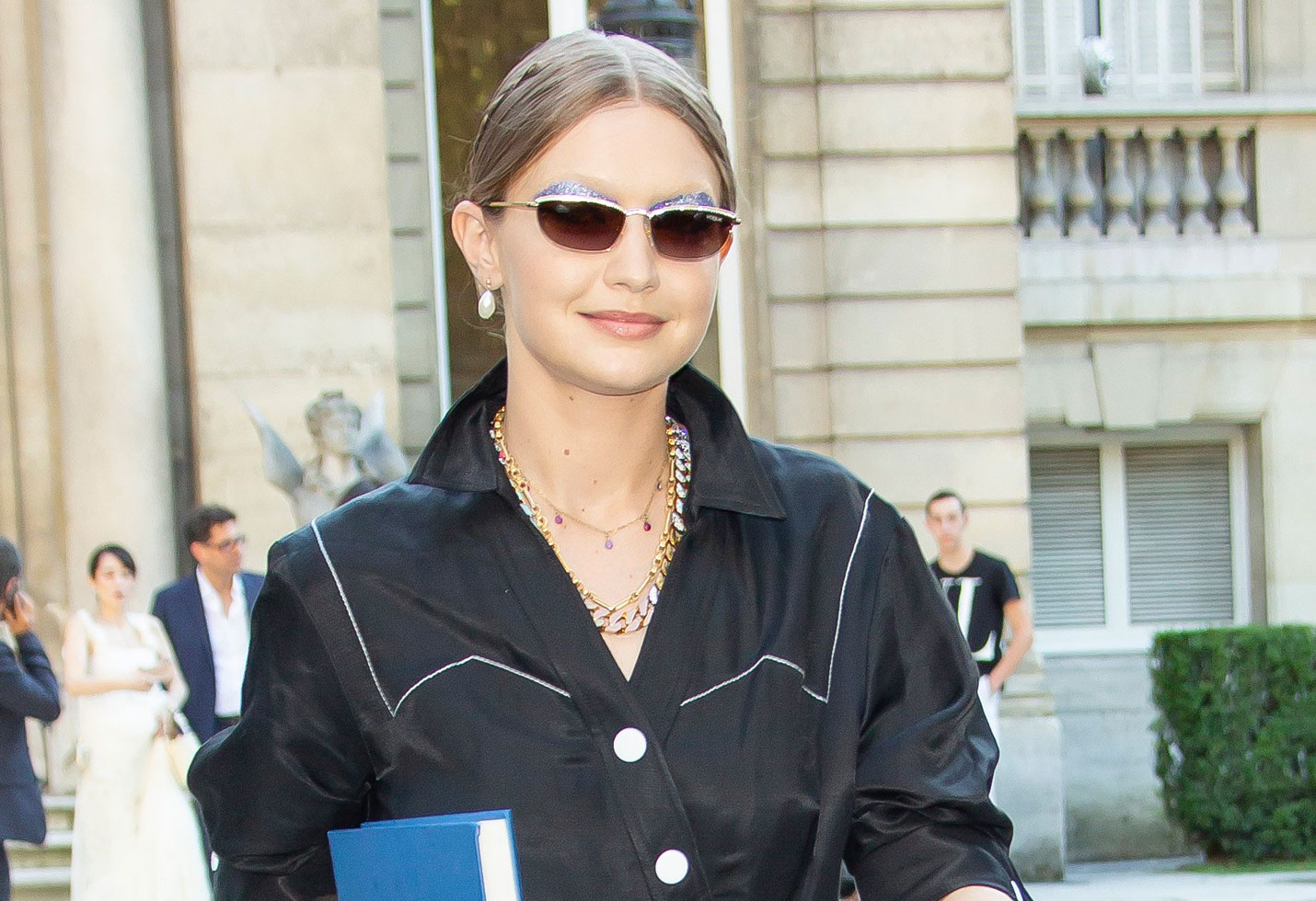 Gigi Hadid Claims She Was Robbed In Mykonos Never Going Back