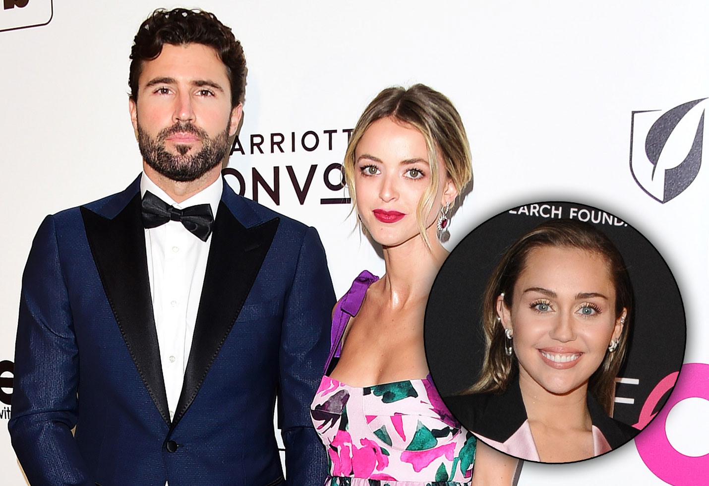 Miley Cyrus Slams Brody Jenner After Making Out With His Ex-Wife